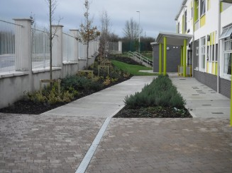 St Finians School, Newcastle / Eire Landscapes